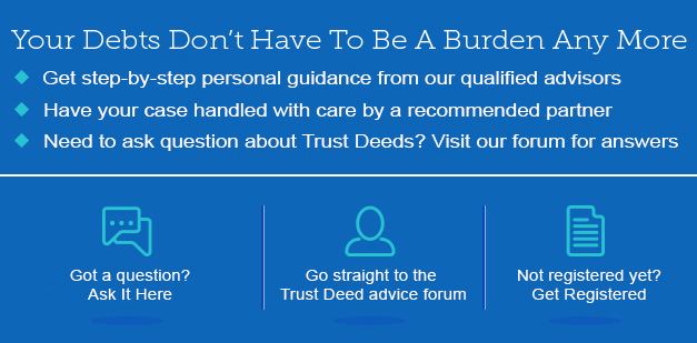 Protected Trust Deed Experts